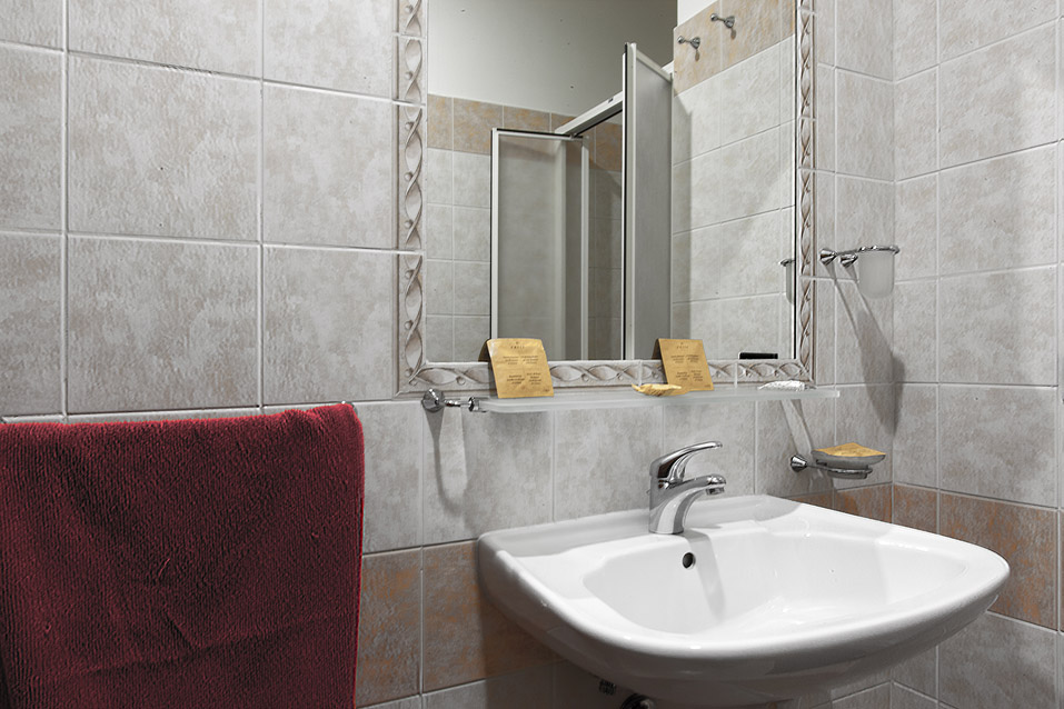 Camere Hotel Vecchio Forno Spoleto5